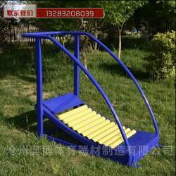 柳州公园云梯健身器材品质高图片
