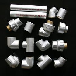 阻氧型铝合金衬塑PB管材管件现货直发图片