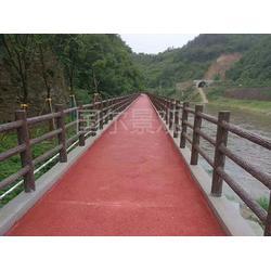 景观仿木栏杆哪家好-杭州仿木栏杆-安徽国尔仿木栏杆图片