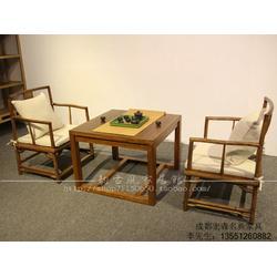 复古花架家具定制  仿古实木展示柜家具定制图片