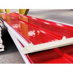 龙腾建材东北地区大的苯板复合板、EPS复合板生产厂家图片