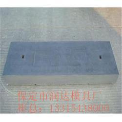 预制电缆沟盖板 角钢电缆沟盖板图片