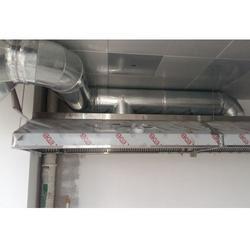 营口厨房排烟-沈阳亚特空调优良的排烟管道工程推荐图片