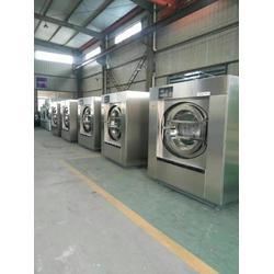 窗帘洗衣机厂家 30公斤电加洗脱机报价图片
