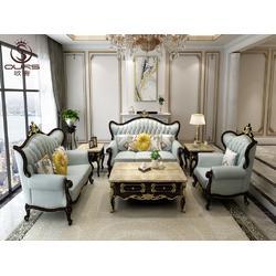 晒晒我的新家装修,客厅欧奢家具设计很用心,求表扬图片