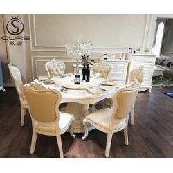 为什么你家的餐桌就不好下饭,看看别人家的简欧餐桌图片