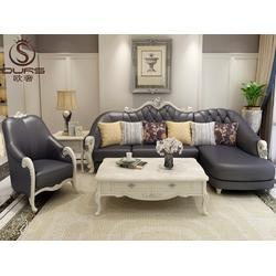装修完家具进场,客厅沙发茶几怎么选?简欧风格为你而生图片