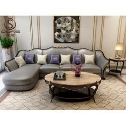 如何分辨各种沙发皮质的优劣?时尚皮质沙发,美丽客厅就靠它图片