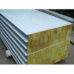 安徽岩棉板厂家-岩棉板优选安徽鸿路钢结构图片