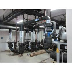中央空调系统安装-中央空调系统优选晋鑫环保设备图片