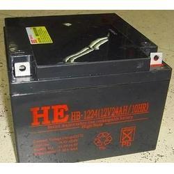 HE蓄电池12V100AH报价图片