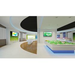 宁夏会议会展-资深的宁夏展馆设计公?#23621;?#36873;蓝平文化创意产业园图片