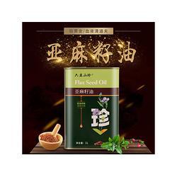 银川胡麻油-三泰科技实业有限责任公司_知名的宁夏胡麻油供应商图片