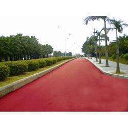 新疆彩色防滑材料-选购满意的宁夏彩色防滑材料供应,就来万达建业体育设施图片