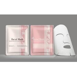 面膜纯铝袋复合包装袋设计图片