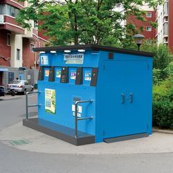 德澜仕1380升垃圾房 优质厂家供应图片