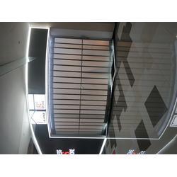 西安铝合金水晶折叠门安装 大量出售西安水晶门