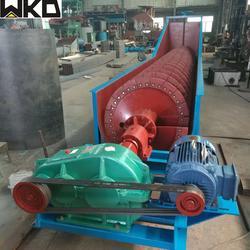螺旋洗砂機工作原理 高效率回收洗砂機 雙螺旋洗砂機圖片