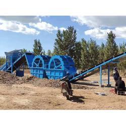 高效率輪斗洗砂機 洗砂機工作原理 洗砂機生產廠家圖片