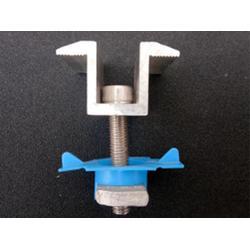 金属屋面铝合金扣件-临沂提供规模大的光伏中压块图片