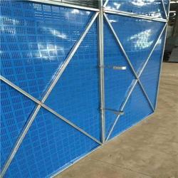 建筑喷塑爬架网-承重性好-安全性高图片