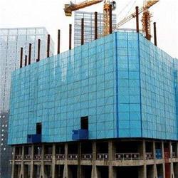 建筑爬架网-爬架安全防护网-质量结实-使用寿命5-10年图片
