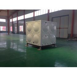 厂家推荐玻璃钢水箱-衡水合格的焊接式水箱图片
