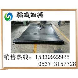 GLD3300裙邊環形皮帶 環形普棉阻燃膠帶 K4給煤機輸送帶圖片