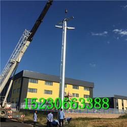 亿明出售(钢杆) 国网中标电力钢管杆厂家图片