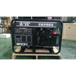 萨登全自动7千瓦静音柴油发电机的220v 380v图片