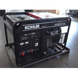 10千瓦美国科勒双缸动力汽油发电机图片