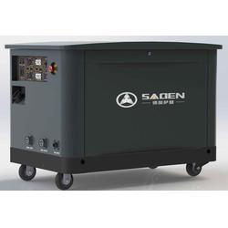 萨登10千瓦单相220v静音汽油发电机多少钱图片
