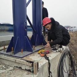 风电场-升压站-风机-雷电防雷检测公司图片
