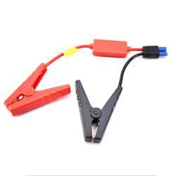 汽车电瓶线搭火线纯铜夹子过江龙加厚加粗连接线搭铁线打火线图片