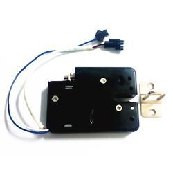 安全电压12/24v储物柜电磁锁图片