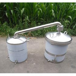 不锈钢白酒酿造设备多少钱-白酒酿造设备-融达酿酒设备厂家图片