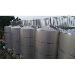 优质不锈钢酒罐定制厂家-不锈钢酒罐-曲阜融达酿酒设备图片