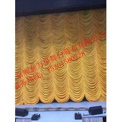 顺泰万里st 装饰型幕布  串褶舞台造型幕  蝴蝶型幕布   装饰幕布图片