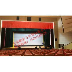 厂家直销正投、背投投影幕布 舞台背景幕  大、中、 小型电影幕图片