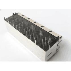 兴伸展电子RJ45水晶头PCB插座/RJ45连接器网络插座/网络接口母座图片