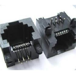 兴伸展电子8**CB JACK插座/ PCB Jack插座/RJ45连接器网络插座/网络接口母座/转接头图片