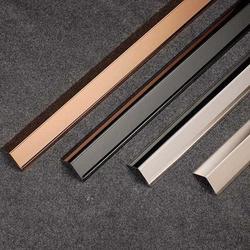 不锈钢L型装饰线条 现货供应图片