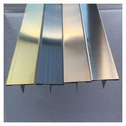 不锈钢T型条 装饰线条图片