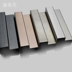 不锈钢黑钛拉丝线条 质优价廉图片