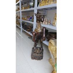 佳木斯铜马雕塑-铜马雕塑公司-鼎泰雕塑(优质商家)图片