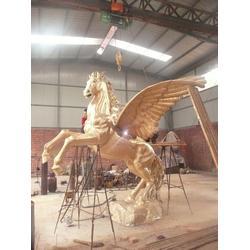 鼎泰雕塑厂家 铜马-牡丹江铜马图片