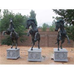 铜马厂家-鼎泰雕塑-山西铜马价格