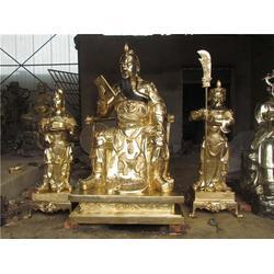 广州铜雕关公-铜雕关公-鼎泰雕塑(优质商家)图片