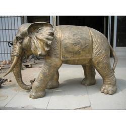 铜大象-鼎泰雕塑-铸铜大象定做