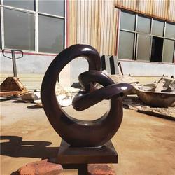 鼎泰雕塑 现代小区抽象雕塑-重庆抽象雕塑图片